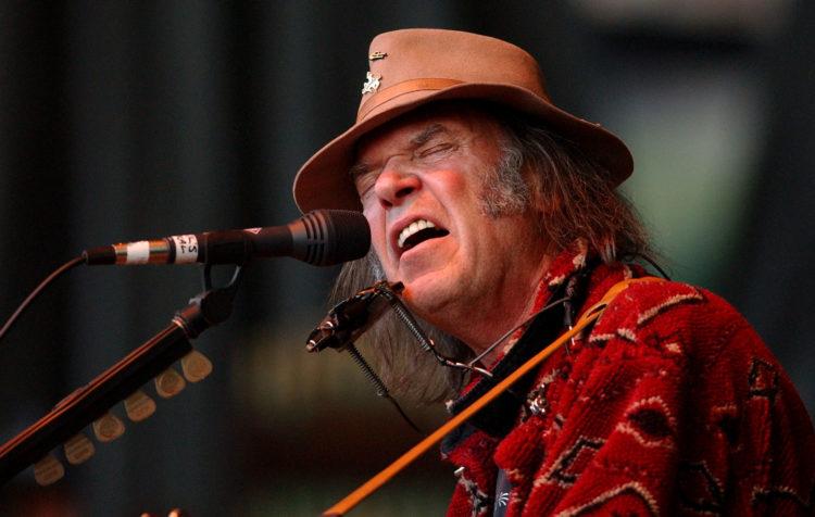 Neil Young alla corte di Caracalla, 15 Luglio 2016