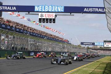 formula-1 il gran premio d'Australia