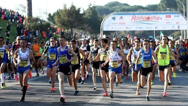 Ready, steady, Go! RomaOstia 2016 - la maratona