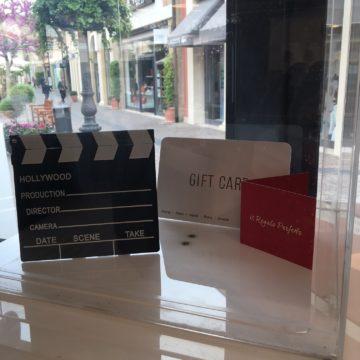 Mostra cinema venezia castel romano designer outlet