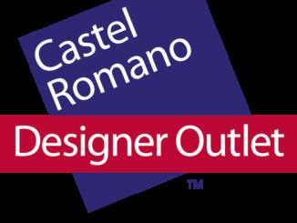 logo castel romano designer outlet