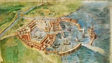 porti imperiali claudio e traiano
